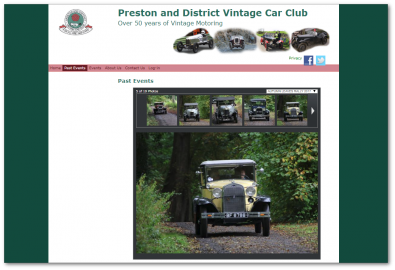 Preston and District Vintage Car Club